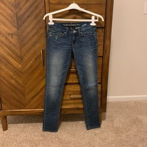 Levi's Urban Outfitters skinny 421 jeans 1/25